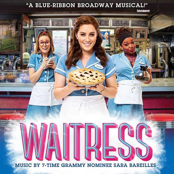 Waitress Tour 2019/20