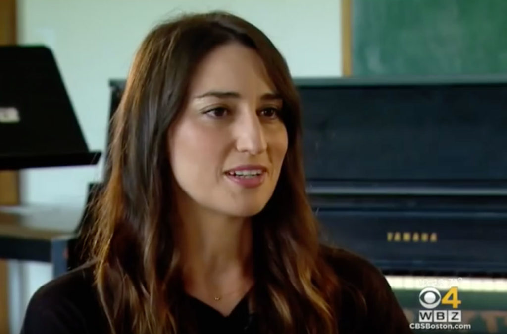 CBS Boston - Sara Bareilles