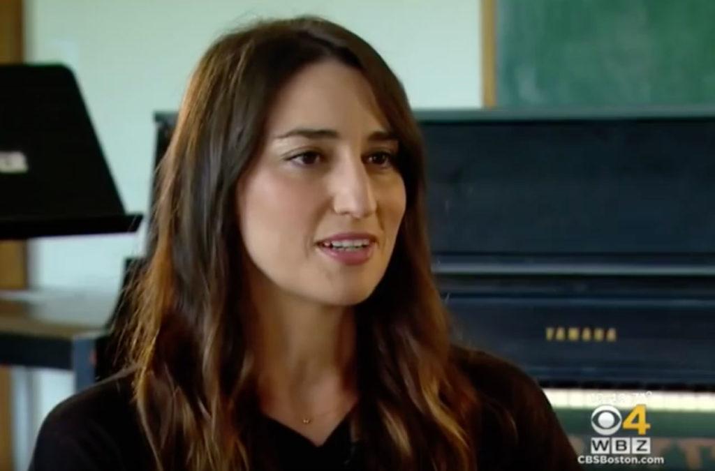 CBS Boston - Sara Bareilles